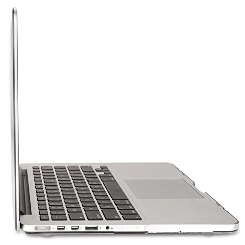 MOSISO Plastic Hard Shell Case with Keyboard Cover Compatible MacBook Air 11 Inch (Models: A1370 and A1465),Crystal Clear by MOSISO (Image #5)