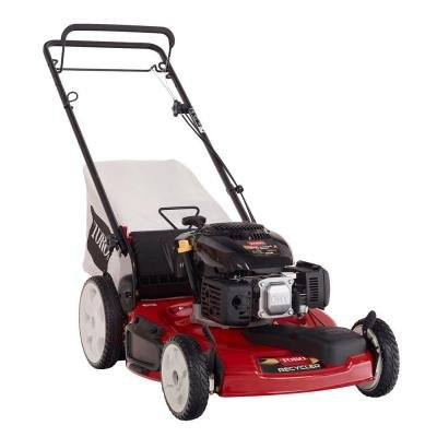 Toro Recycler 22 in. High and Front Wheel Drive Variable Speed Self-Propelled Gas Lawn Mower with Kohler Engine
