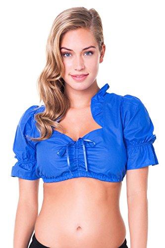 60 Traditionnel Bleu nbsp;32 Haut Dans Disponible Tailles 11 nbsp;couleurs Alpenmärchen HI1g5wxqH