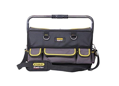 2 opinioni per STANLEY borsa portautensili fatmax 52x28x31 maniglia in metallo FMST1-70719