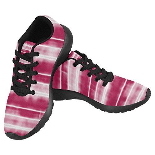 Interestprint Femmes Jogging Running Sneaker Léger Aller Facile À Pied Casual Confort Sportif Chaussures De Course Multi 2