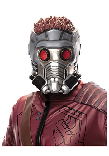 (Rubie's Costume Co. Men's Guardians of The Galaxy Star-Lord Costume Accessories, Multicolor Mask)