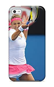 Protective Tpu Case With Fashion Design For Iphone 5c (victoria Azarenka Pictures ) hjbrhga1544