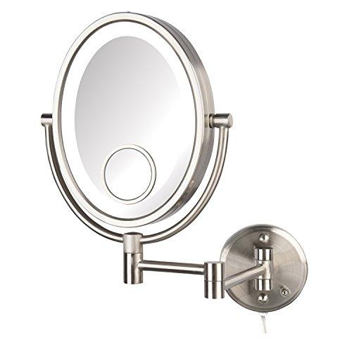 Jerdon HL9515NL Led Lighted Wall Mirror