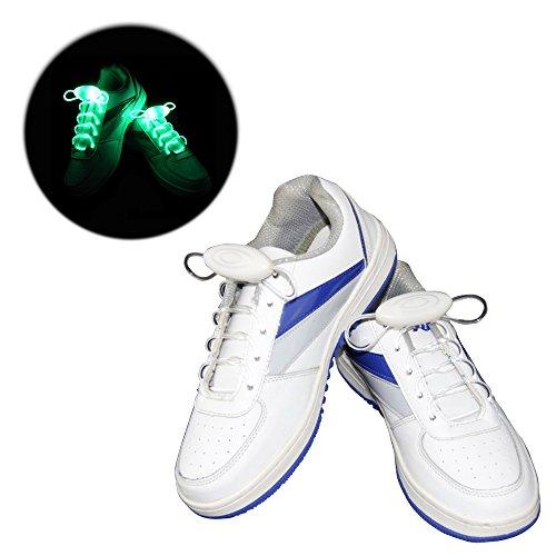 Set Di Didadi 2 Lacci Per Scarpe Sneaker Casual Per Stringhe Da Discoteca Da Party Night