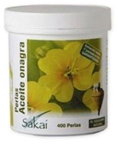 Aceite de Onagra 400 perlas de Sakai: Amazon.es: Salud y cuidado personal