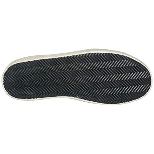 Hi Femme Goose Sneakers en Cuir Chaussures Baskets Golden Blanc Star RF4wq0R