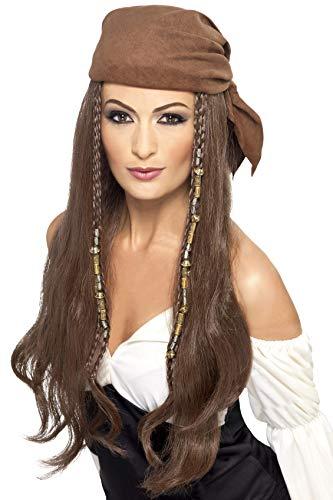 Smiffys Pirate Wig -