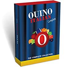 Learn Italian with OUINO: The 5-in-1 Complete Collection (for PC, Mac, iPad, Android, Chromebook)