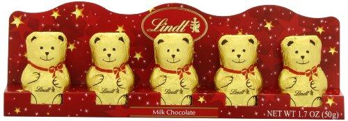 chocolate bears - 1