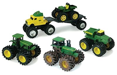 "John Deere 5"" Monster Treads Value Pack"