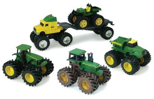 Deere Monster Treads Vehicle Value