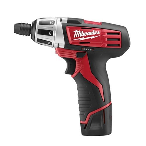 Milwaukee 2401-22 12-Volt Li-Ion Compact Driver Kit (Compact Milwaukee)