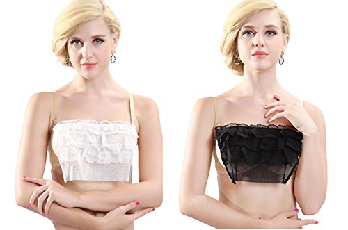 Flower Cleavage Cover Camisole Ventilate product image