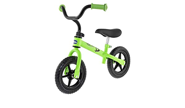 Chicco First Bike Green Rocket - Bicicletas Sin Pedales: Amazon.es: Bebé