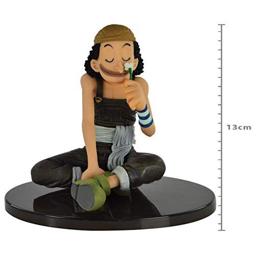 One Piece World Figure Colosseum2 Vol.1 Usopp (A. Normal Color Ver), Bandai Banpresto, 29297/29298, Multicor