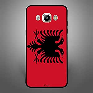 Samsung Galaxy J5 2016 Albania Flag
