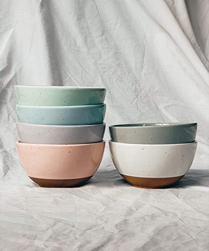 Ceramic small dessert bowls