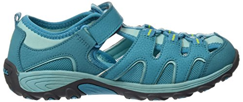 Merrell ml Hydro H2o, Zapatillas Impermeables para Niñas Azul (Turquoise)