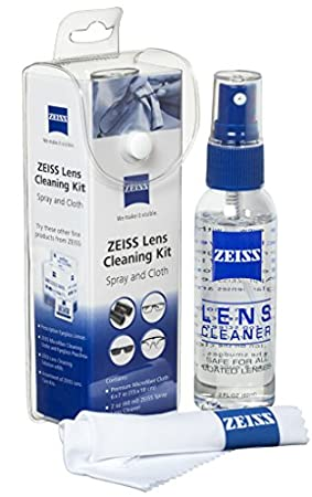 Zeiss Spray and Microfiber Lens Care Kit