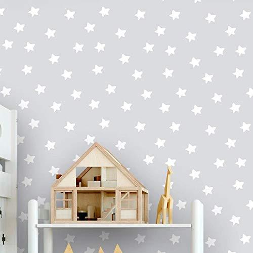 Adesivos decorativo Estrelas para Quarto infantil