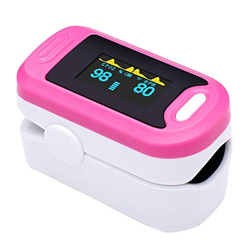 (Urnanal Oximeter, Finger Oximeter, Fingernail Tip Clip, Pulse Oximetry Heart Rate Monitor, PI Perfusion Heart Rate Monitor)