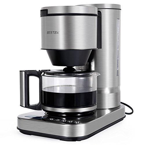 Blender with Glass Jar by BESTEK- UL Certified, BPA Free 550 Watts Smoothie Blender, 2-Speed...