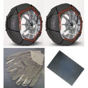 """Cadenas de nieve 9 mm 165/75 14 """"ruedas ..."""
