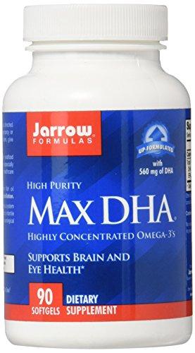 Jarrow Formulas Max DHA 607 softgels