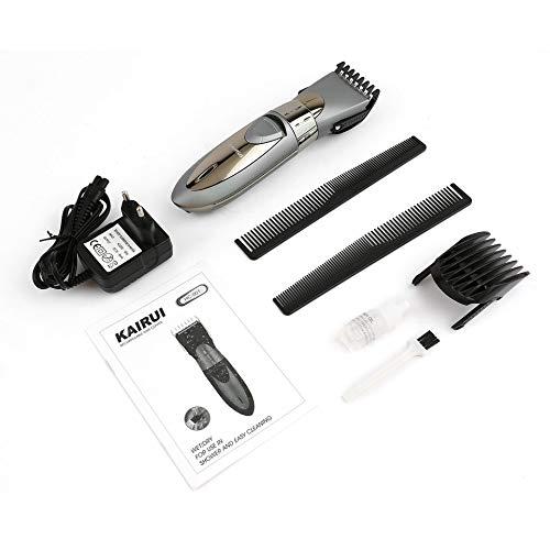 New-green Professionale per adulti dei capelli dei bambini del tagliatore del regolatore dei capelli elettrico di taglio Trimmer