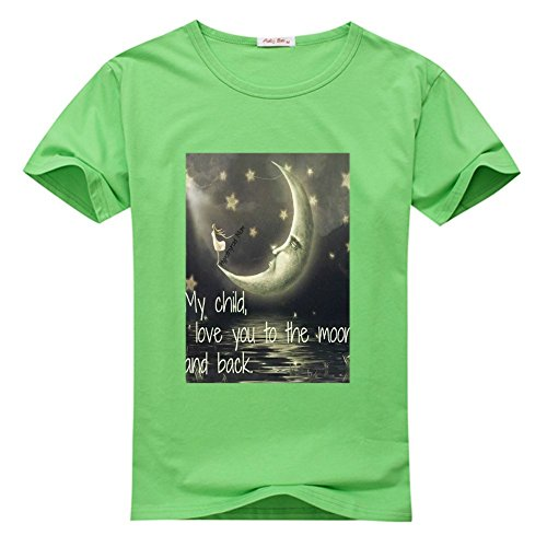 I Love You To The Moon And Back Tee Shirt T-shirt Tshirt, Personalized Tee Shirts for Men