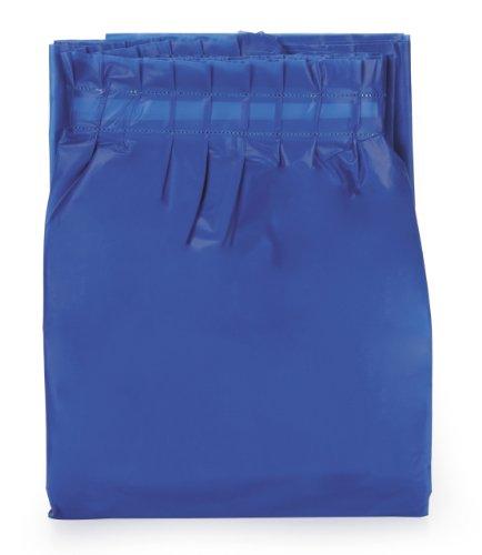 Darice 1140-76 Plastic Table Skirt, 29-Inch, True Blue -