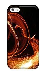 GSaAKOY7891VEmio ZippyDoritEduard Fire Juggling Feeling Iphone 5/5s On Your Style Birthday Gift Cover Case
