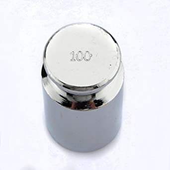 100 gram Calibration Weight 100g Test Weights for scales or any other use