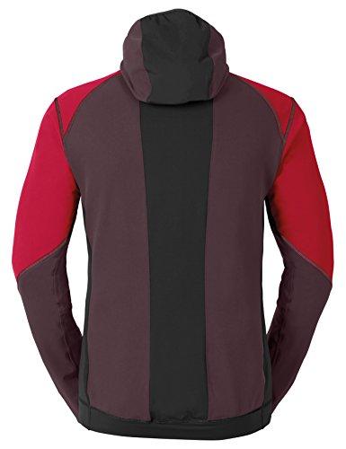 indian para Jacket nbsp;– VAUDE nbsp;Chaqueta II red Hombre rojo Larice X844wqF