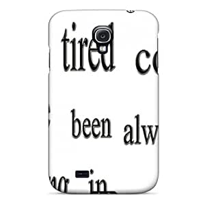 JTNBuvG4628BSkcA Case Cover, Fashionable Galaxy S4 Case - My Mind