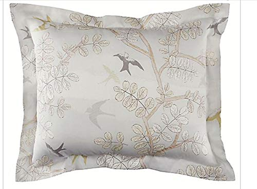 - Dwell Studio King Floral Shams Margot 2 Pack 100% Cotton
