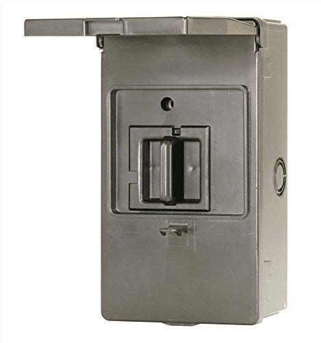 Eaton ACD222URNM-A2 Ac Disconnect Non Metallic 60A Non Fuse, 1