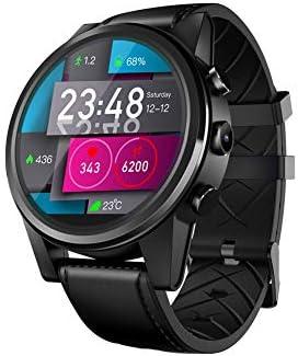 アンチ水彩画面心拍数血圧酸素ブレスレット、睡眠監視時計、スポーツステップ防水ブレスレット