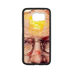 Breaking Bad Samsung Galaxy S6 Cell Phone Case White AMS0721177