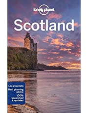 Lonely Planet Scotland 11 11th Ed.