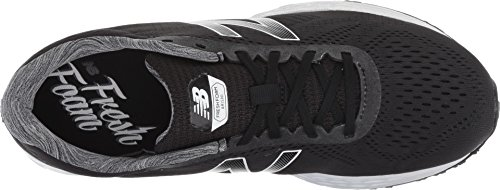New Balance Women's Fresh Foam Arishi V1 Running Shoe, Black/White 5 B US by New Balance (Image #1)