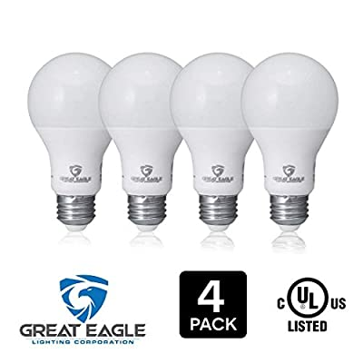 Great Eagle A19 Dimmable