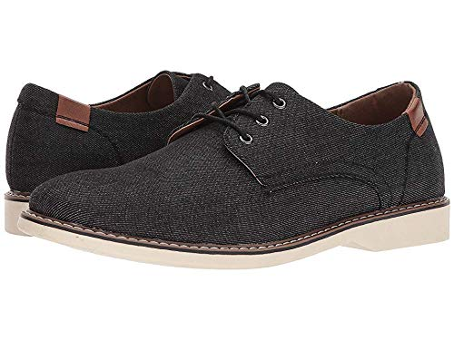 Steve Madden Men's Dru Black Fabric 10.5 D US