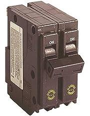 EATON GIDDS-606950 606950 Chq Series 2 Pole Classified Breaker 50 Amp Sqd