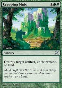 Creeping Mold (Magic: the Gathering - Creeping Mold (258/383) - Tenth Edition)