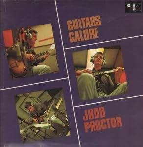 GUITARS GALORE LP (VINYL ALBUM) UK MORGAN 1968