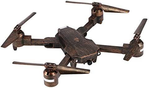 HoganeyVan ☆ Attop X-PACK1 2.4G Drone 720P HD WiFi Cámara Gran Angular Video en Vivo FPV RC Quadcopter Plegable con retención de altitud sin Cabeza: Amazon.es: Juguetes y juegos