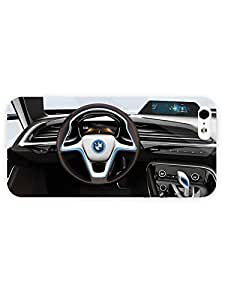 3d Full Wrap Case For Ipod Touch 5 Cover Car - I8 Concept Interior Bmw