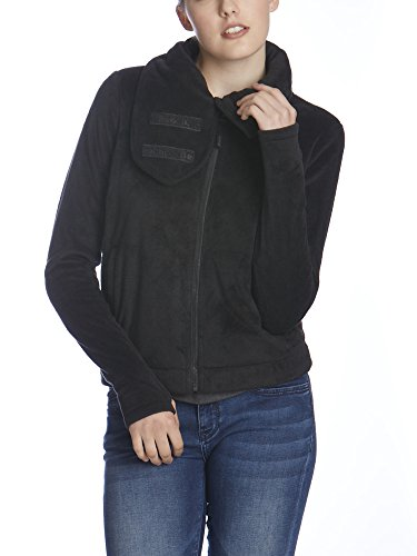 Bench Difference, Chaqueta Mujer Negro (Black BK014)